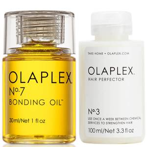 Olaplex No.7 and No.3 Duo