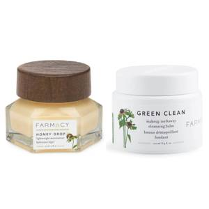 FARMACY Mask and Balm Duo (Worth £68.00)