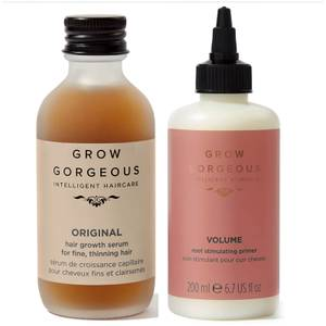 Grow Gorgeous Haircare Duo (Worth $95.00)