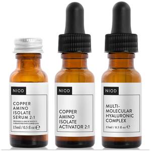 NIOD Skincare Duo (Worth £63.00)