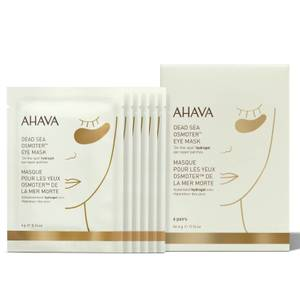 AHAVA Osmoter Eye Mask (6 Masks)