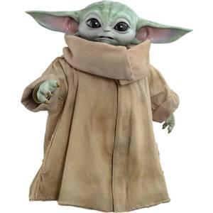 Hot Toys Star Wars The Mandalorian Figurine articulée Taille Réelle L'Enfant 36 cm