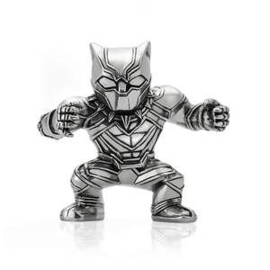 Royal Selangor Marvel Black Panther Pewter Figurine