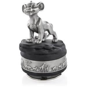 Royal Selangor Disney Lion King - Simba Pewter Figurine