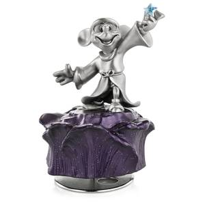 Royal Selangor Disney Sorceror Mickey Pewter Figurine - Limited Edition