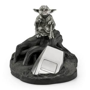 Royal Selangor Star Wars Yoda Pewter Figurine - Limited Edition of 999