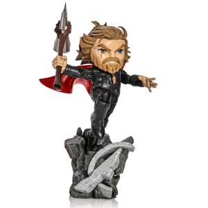 Stautetta in PVC Iron Studios Avengers Endgame Mini Co. Thor 21 cm