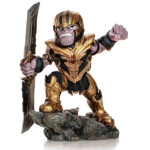 Figura Thanos Vengadores: Endgame 20 cm - Iron Studios Mini Co.