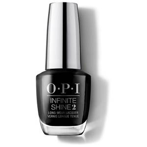 OPI Infinite Shine Black Onyx Nail Varnish 15ml