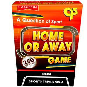 A Question Of Sport - Home Or Away Game