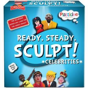 Ready, Steady, Sculpt! Celebrity Edition