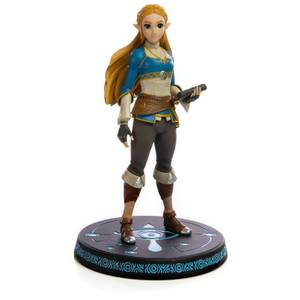 First 4 Figures The Legend Of Zelda: Breath of the Wild Standard Edition 25cm PVC Figures - Zelda