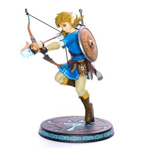 First 4 Figures The Legend Of Zelda: Breath of the Wild 25cm PVC Figures - Link