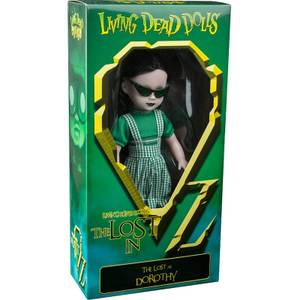 Mezco Living Dead Dolls - The Lost in OZ Exclusive Emerald City Variant - Dorothy
