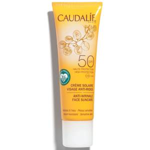 Caudalie Anti-Wrinkle SPF50 Face Suncare Cream 25ml