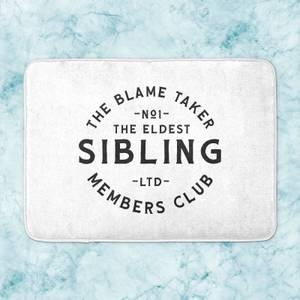 The Eldest Sibling The Blame Taker Bath Mat