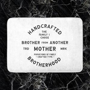 Brother From Another Mother Bath Mat