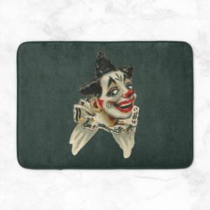 Happy Clown Bath Mat