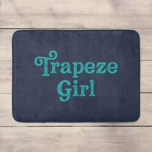 Trapeze Girl Bath Mat