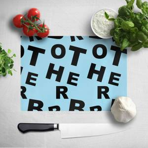 Brother Pattern Chopping Board