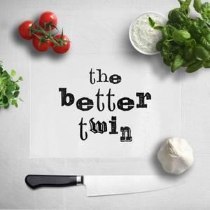 The Better Twin Chopping Board