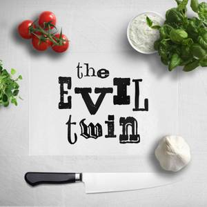 The Evil Twin Chopping Board