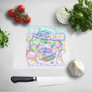 Spaced Out Chopping Board
