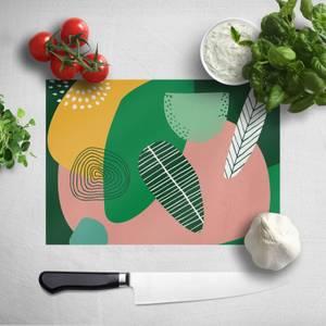 Earth Garden Chopping Board