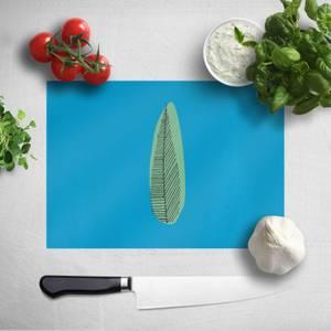 Leaf Chopping Board