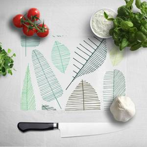 Mixed Leaves Chopping Board
