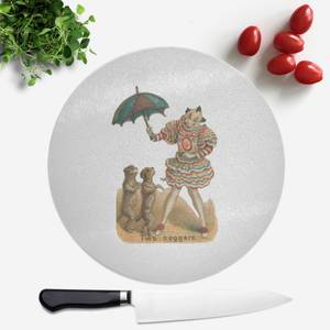 Two Beggars Round Chopping Board
