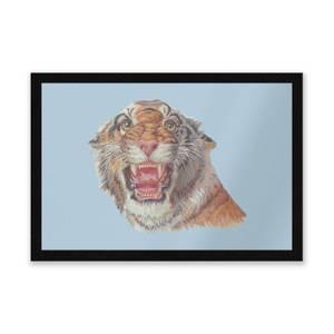 Tiger Entrance Mat