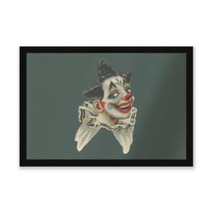 Happy Clown Entrance Mat