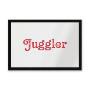 Juggler Entrance Mat