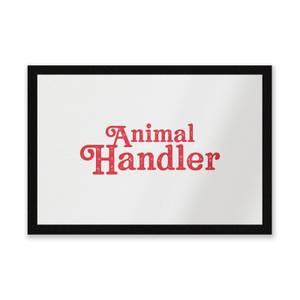 Animal Handler Entrance Mat