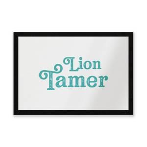 Lion Tamer Entrance Mat