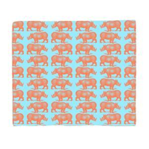 Rhino Fleece Blanket