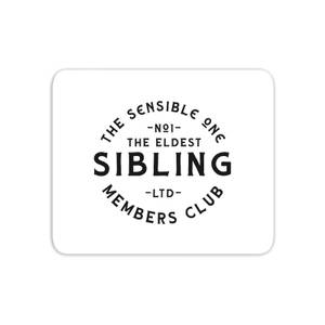 The Eldest Sibling The Sensible One Mouse Mat