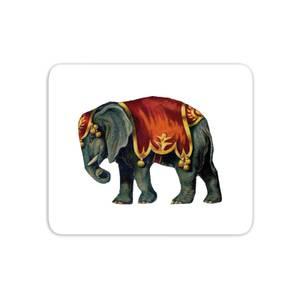 Circus Elephant Mouse Mat