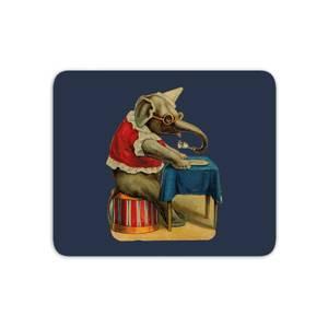 Clown Elephant Mouse Mat