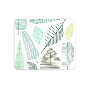 Mixed Leaves Mouse Mat