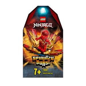LEGO NINJAGO: Spinjitzu Burst - Kai Spinner Red Ninja (70686)