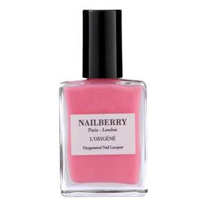 Nailberry L'Oxygene Pink Guava Nail Varnish 15ml