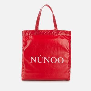 Núnoo Women's Big Veggie Tote Bag - Red