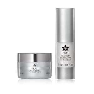 PRAI PLATINUM Firm and Lift Travel Collection (Worth £27.00)