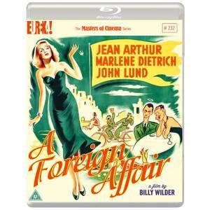 A Foreign Affair (Masters of Cinema)