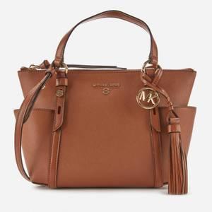 Michael Michael Kors Women's Sullivan Small Conv Tz Tote Bag - Luggage