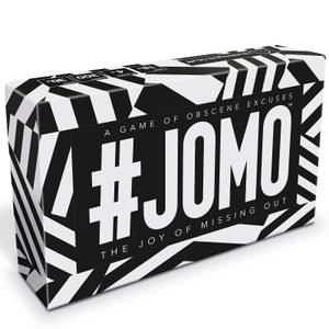 JOMO Perfect Excuses to Miss Out Cards