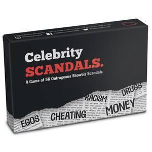 Celebrity Scandals Card Game