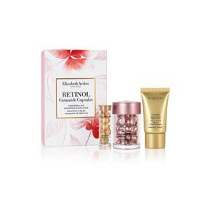 Elizabeth Arden Retinol Ceramide Capsules Line Erasing Night Serum Gift Set (Worth £71.77)